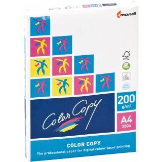 COLOR COPY Kopierpapier A4 200 g 250 Blatt