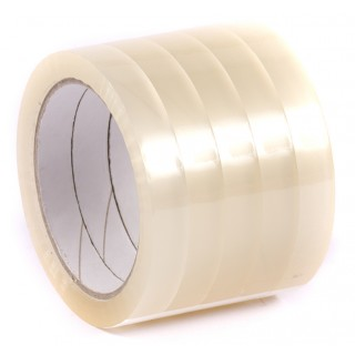 CORETH Klebeband 15 mm x 66 m transparent