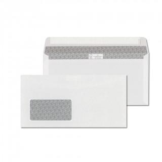 ÖKI Fensterkuvert Classic C6/5-ÖF/CLA80F 1000 Stück DIN C6/5 mit Haftstreifen 80g/m² weiß