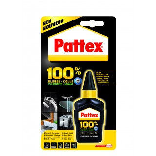 PATTEX Kraftkleber 50g transparent
