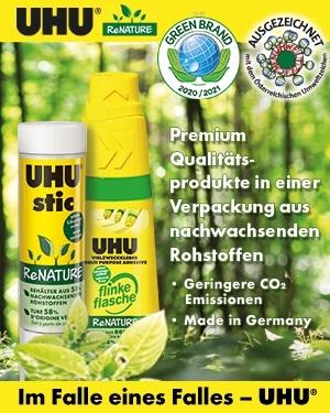 UHU - Im Falle eines Falles
