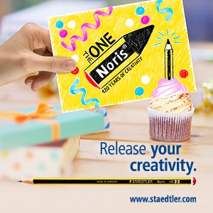 STAEDTLER - Happy Birthday Noris!