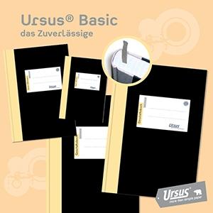 URSUS Basic Geschäftsbücher
