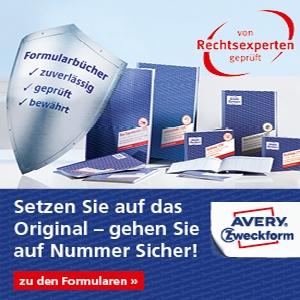 AKTION! 2 Formularbücher + Warnweste gratis!
