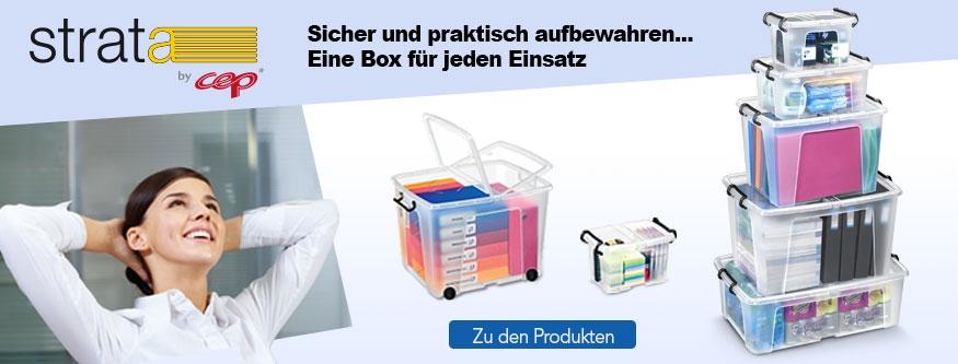 Eine Box für jeden Einsatz