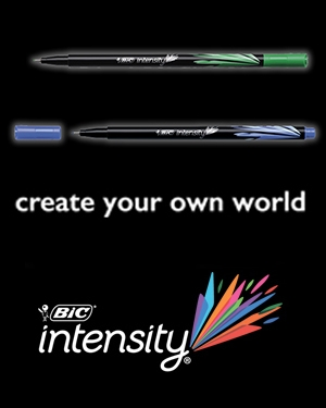 BIC - Create your own world!
