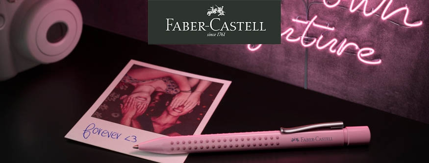 FABER-CASTELL - Grip your ideas!