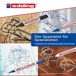 EDDING - Der Spezialist für Spezialisten
