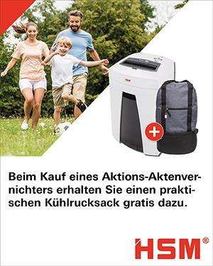 GRATIS Kühlrucksack!