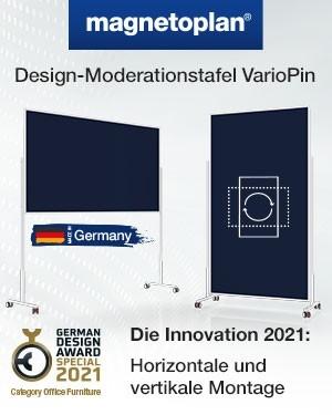 Moderationswände in zeitlosem Design