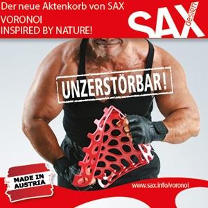 SAX Voronoi – der unzerstörbare Aktenkorb