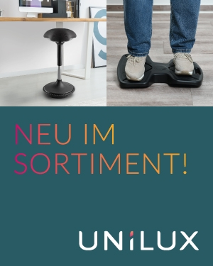 UNILUX - Neu im Sortiment!