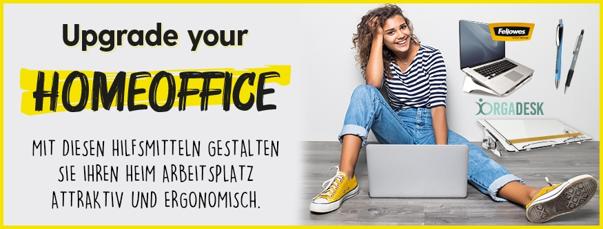 Upgrade your Homeoffice