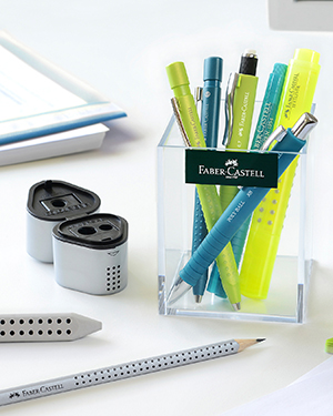 FABER-CASTELL Farbe im Office