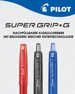 PILOT SuperGrip G