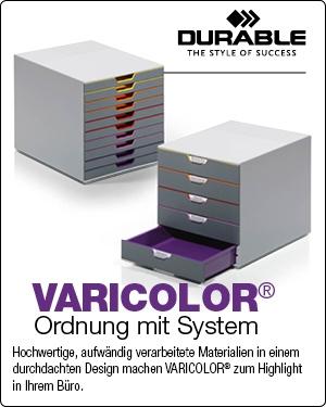 DURABLE Varicolor - Ordnung mit System