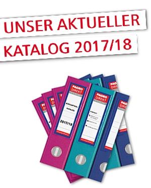 Unser aktueller Katalog 2017/18